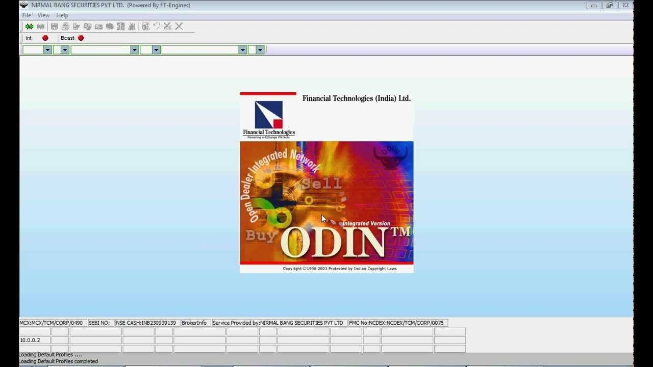 Religare online trading software download