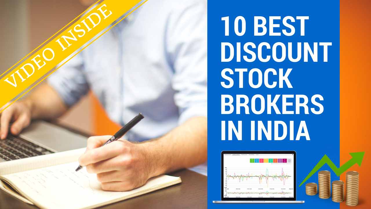 Best online brokers india