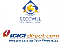 Goodwill Commodities Vs ICICI Direct