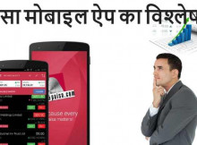 5Paisa Mobile App Hindi Review