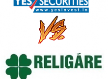 Yes Securities Vs Religare Securities
