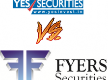 Yes Securities Vs Fyers