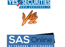 Yes Securities Vs SAS Online
