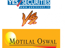 Yes Securities Vs Motilal Oswal