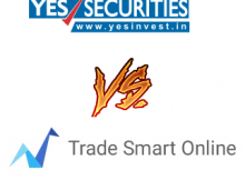 Yes Securities Vs Trade Smart Online