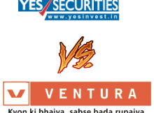 Yes Securities Vs Ventura Securities