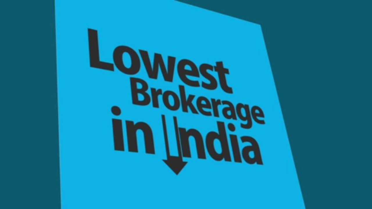 India options trading brokerage