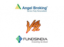 FundsIndia Vs Angel Broking